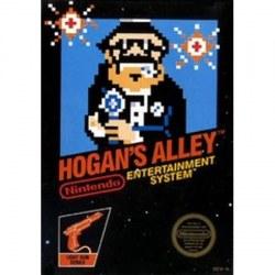 Hogans Alley NES