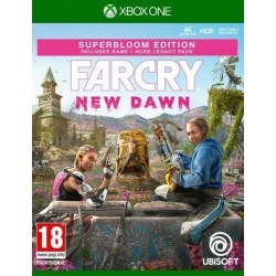 Far Cry New Dawn Superbloom...