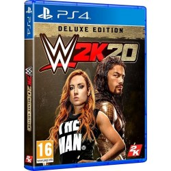 WWE 2K20 Deluxe Edition...