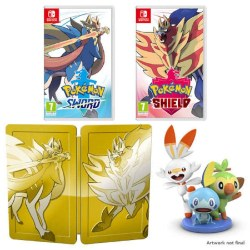 Pokemon Sword  Shield Dual...