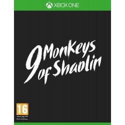 9 Monkeys of Shaolin Xbox One