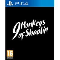 9 Monkeys of Shaolin PS4