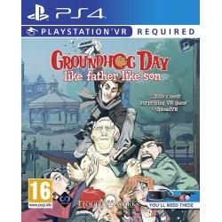 Groundhog Day Like Father...