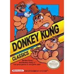 Donkey Kong CLASSICS Version NES
