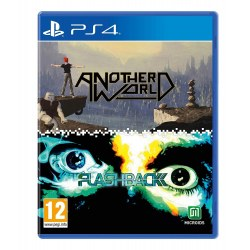 Another World & Flashback Double Pack PS4