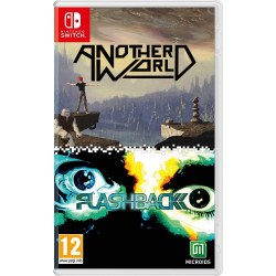 Another World & Flashback Double Pack Nintendo Switch