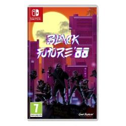 Black Future 88 Nintendo Switch