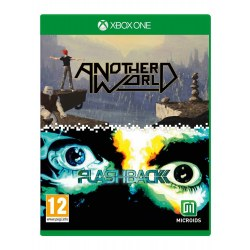 Another World & Flashback Double Pack Xbox One