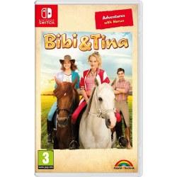 Bibi & Tina Adventures With Horses Nintendo Switch