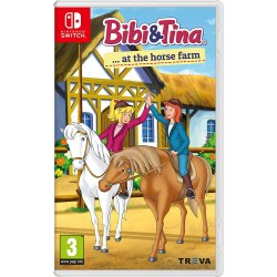 Bibi & Tina at the Horse Farm Nintendo Switch
