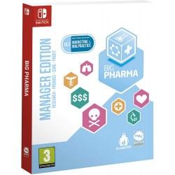 Big Pharma Manager Edition Nintendo Switch