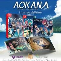 Aokana Four Rhythms Across The Blue Limited Edition Nintendo Switch