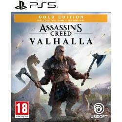 Assassins Creed Valhalla Gold Edition PS5