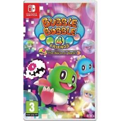 Bubble Bobble 4 Friends The Baron Is Back Nintendo Switch