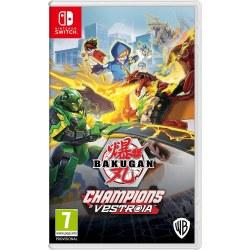 Bakugan Champions of Vestroia Nintendo Switch