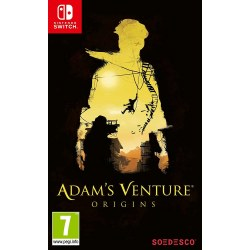 Adams Venture Origins Nintendo Switch