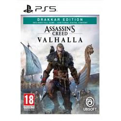 Assassins Creed Valhalla Drakkar Edition PS5