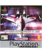 Ace Combat 3 Electrosphere (Platinum) PS1