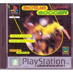 Actua Soccer (Platinum) PS1