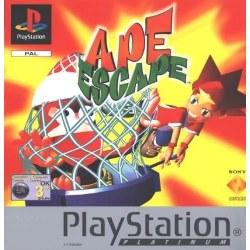 Ape Escape (Platinum) PS1