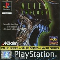 Alien Trilogy (Re-Release) PS1