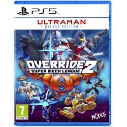 Override 2 Ultraman Deluxe...