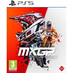 MXGP 2020 The Official Motocross Videogame PS5
