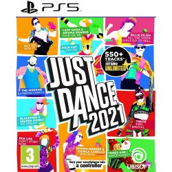 Just Dance 2021 PS5