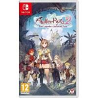 Atelier Ryza 2 Lost Legends  The Secret Fairy Nintendo Switch