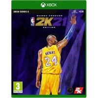 NBA 2K21 Mamba Forever Edition Xbox Series X