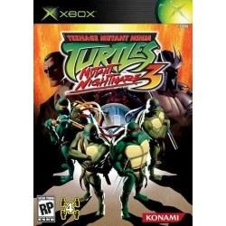Teenage Mutant Ninja Turtles 3 Mutant Nightmares Xbox Original