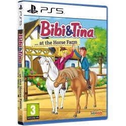Bibi  Tina at the Horse Farm PS5