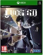 Judgment Xbox Series X
