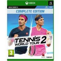 Tennis World Tour 2 Xbox Series X