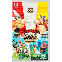 Asterix  Obelix XXL Collection Nintendo Switch