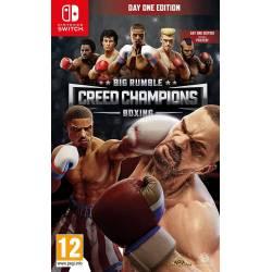 Big Rumble Boxing Creed...