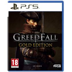 Greed Fall Gold Edition